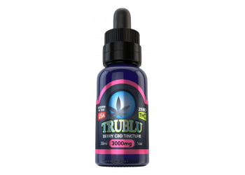 TRUBLU CBD Oil 3000mg - Berry