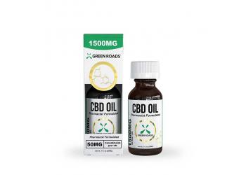 CBD OIL – 1500 MG Green Roads - No Tax