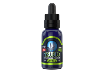 TruBlu CBD Natural – 2000mg Tincture