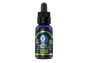 TruBlu CBD Natural – 3000mg Tincture