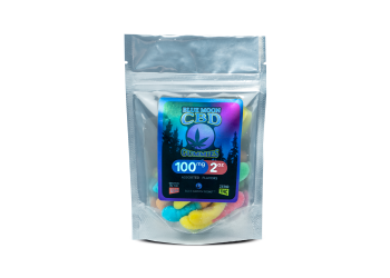 CBD Gummies – 2oz 100mg