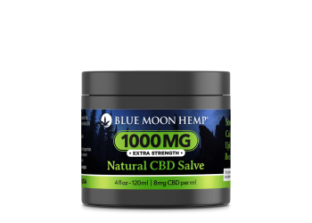 CBD Salve Natural 1000mg