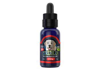 TruBlu Bacon – 500mg CBD Dog Tincture