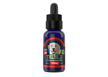 TruBlu Bacon – 1000mg CBD Dog Tincture