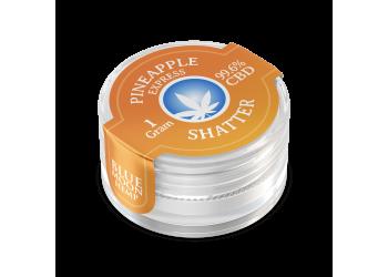 Pineapple Express CBD Shatter 1 Gram