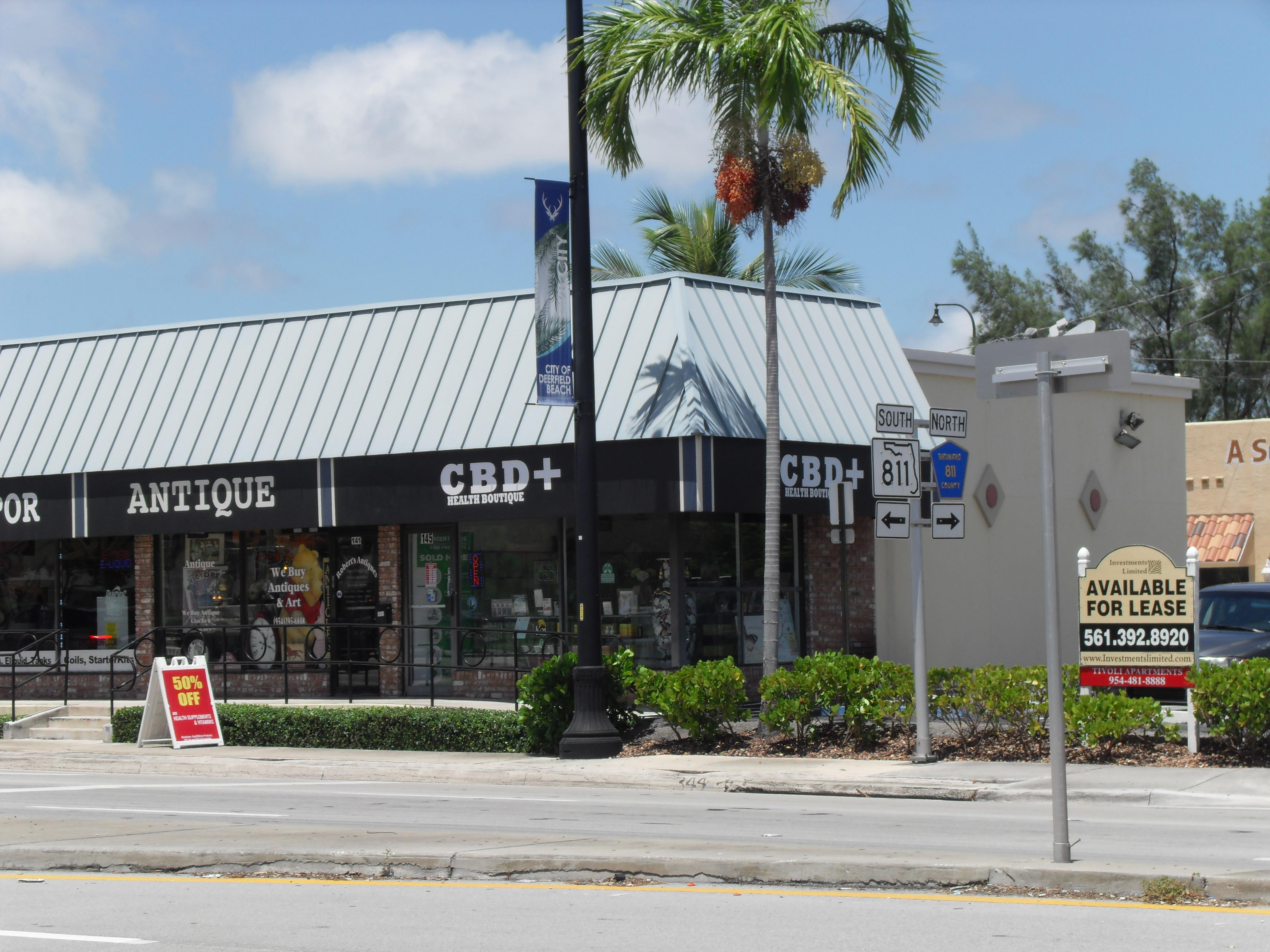 CBD + Health Boutique of Deerfield Beach