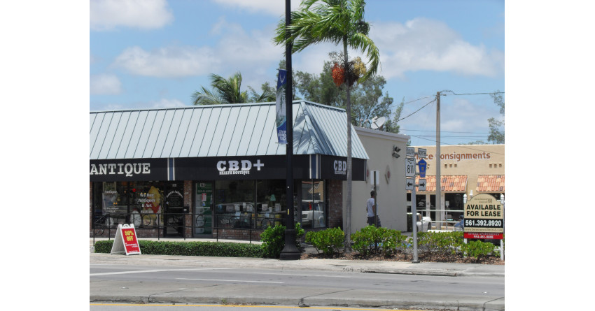 Press Release - CBD + Health Boutique of Deerfield Beach Receives 2019 Best of Boca Raton Award
