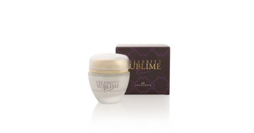 Locherber Christmas Sale - 50% Off Locherber Celebrity Sublime Anti-Aging Cream Reg: $47.00 Sale: $23.50