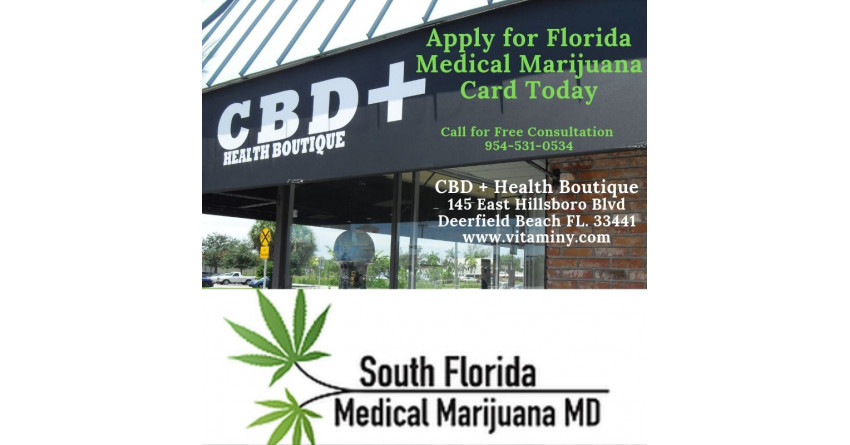 Dog The Bounty Hunter recommended CBD+ Health Boutique of Deerfield Beach