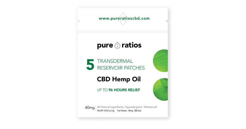 CBD Patches for Chronic Pain