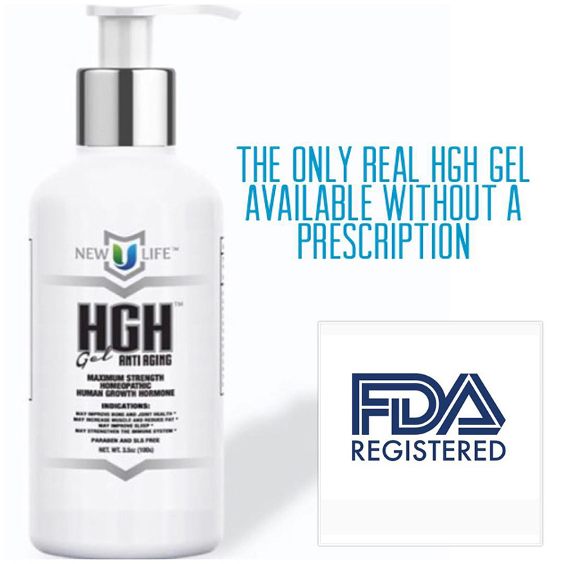 Vitaminy.com - Groundbreaking Real Human Growth Hormone Transdermal Gel is now available without RX!