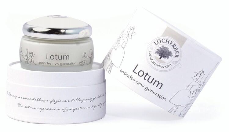 Anti-aging cream Lotum by Locherber from Milano - Italy  Europe's Top rated Anti-Aging Cream
